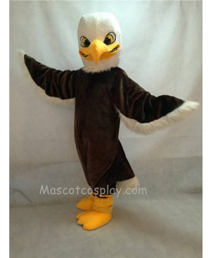 High Quality Realistic Animal Adult Bald Eagle Mascot Costume