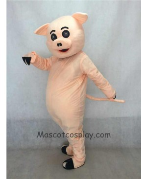 Lovely Farm Animal Piglet Pig Mascot Costume