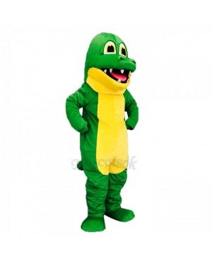 New Lovely Alligator Costume Mascot