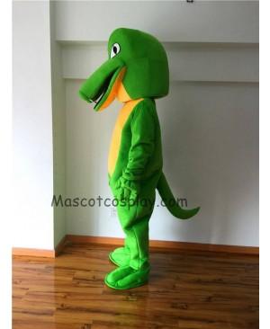 Cute Crocodile Mascot Costume