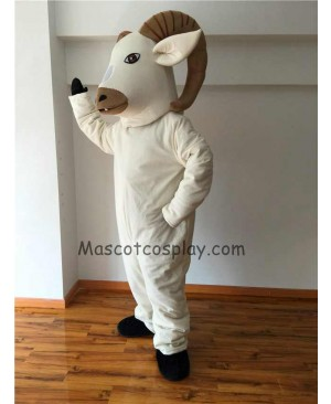 Cute New Ram Mascot Costume