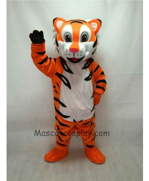Cute New Cartoon Tiger Mascot Costume