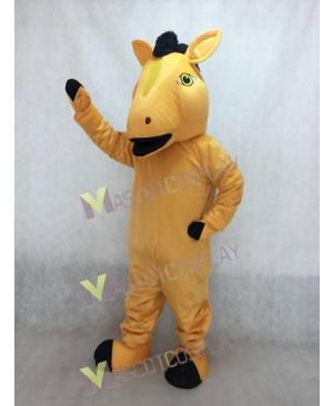 Realistic Horse Mascot Costume
