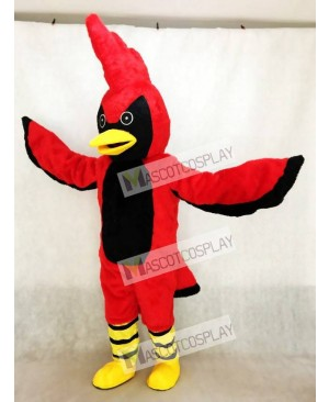 Red Eagle Adult Mascot Costume