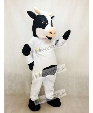 Cute Dairy Cow Mascot Costume