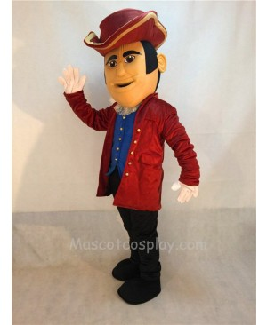 Fierce Patriot Mascot Costume