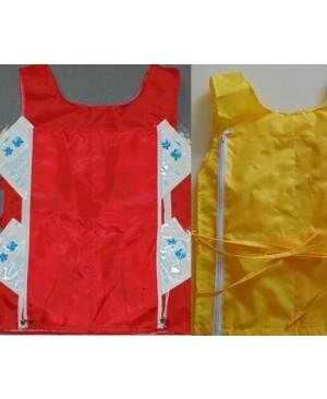 Mascot Costume Cooling Vest for Storing Cooling Packs