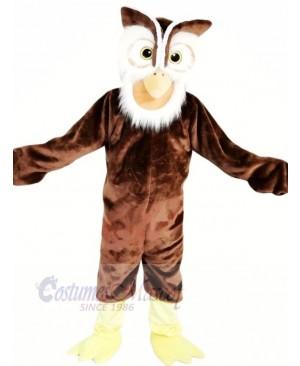 High Quality Owl Mascot Costumes Cartoon