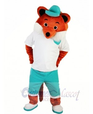 Cartoon Fox Mascot Costumes