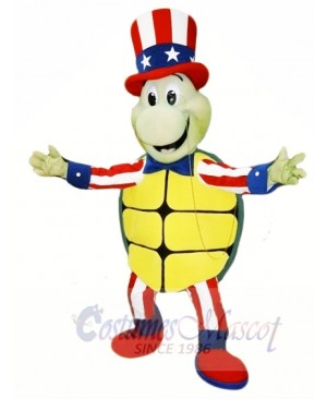 Happy Turtle Mascot Costumes