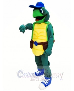 Tanner Turtle Mascot Costumes