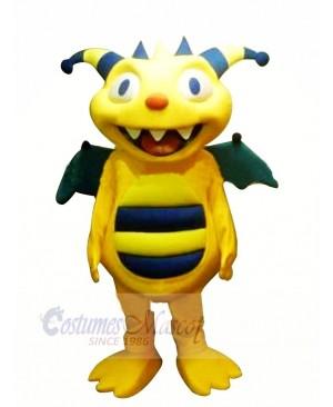 Henry Huggle Monster Mascot Costume Cartoon