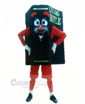 Funny Bible Mascot Costume Cartoon
