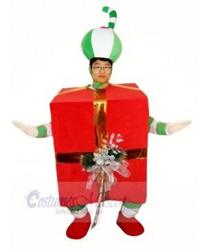 Funny Christmas Gift Mascot Costume Cartoon