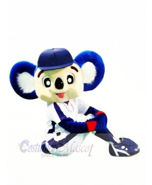 Sport Koala Mascot Costume Cartoon