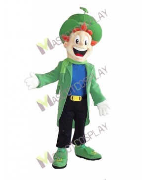 General Mills Charms Leprechaun Mascot Costume