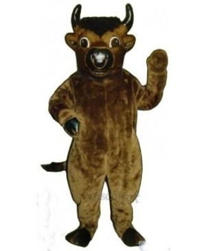 Baby Bull Mascot Costume