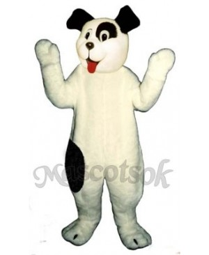 Cute Poochie Pup Dog Mascot Costume