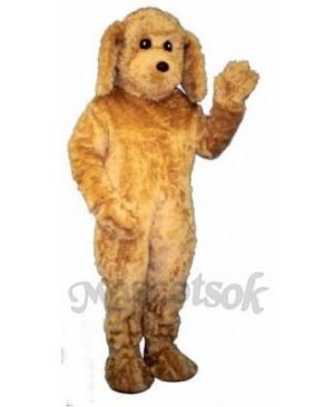 Cute Spaniel Puppy Dog Mascot Costume
