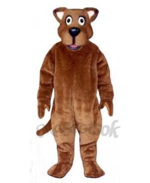 Cute Watch Dog Mascot Costume