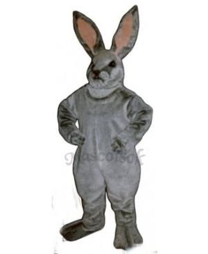 Easter Jack Bunny Rabbit Mascot Costume