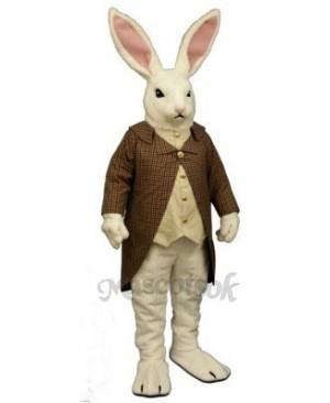 Easter Herr Lapin with Coat & Vest Bunny Rabbit Mascot Costume