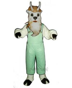 Hillbilly Goat Mascot Costume