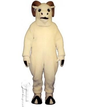 Gruff Goat Mascot Costume