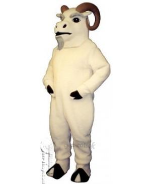 Grampa Goat Mascot Costume