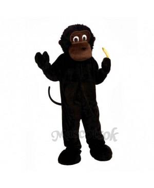 Deluxe Gorilla Mascot Costume