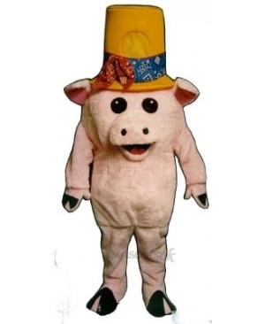 Madcap Pig Mascot Costume