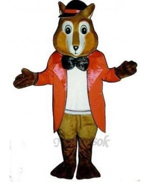Cute Fox Hunt Mascot Costume