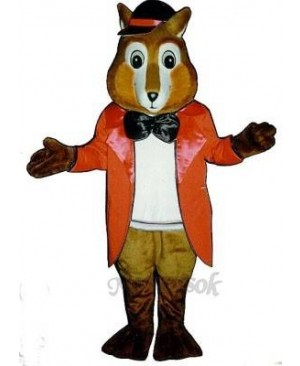 Cute Fox Hunt Mascot Costume