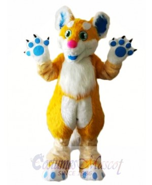 Chihuahua Dog Fox Fursuit Mascot Costumes Animal