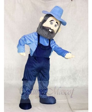 Prospector Mascot Costumes People
