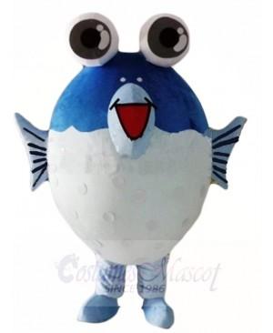 Pufferfish Balloonfish Blowfish Bubblefish Mascot Costumes Sea