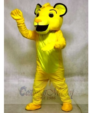 Lion King Simba Mascot Costumes