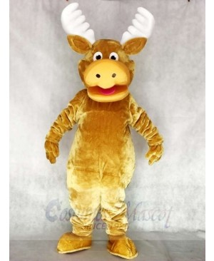 Ikea Moose Mascot Costumes Animal