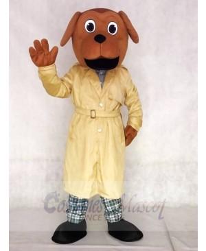 McGruff the Crime Dog Mascot Costumes Animal