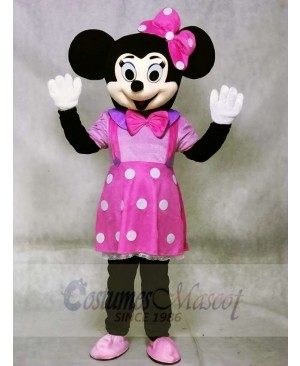 Minnie Mouse Mascot Costumes Cartoon