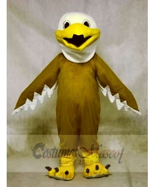 Brown American Eagle Mascot Costumes Animal