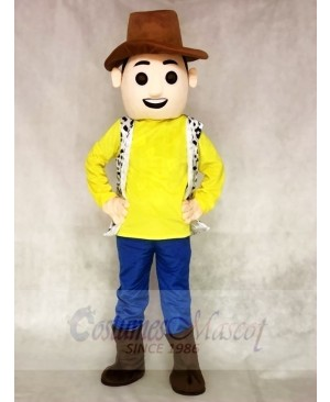 Toy Story Woody Mascot Costumes Cartoon Character
