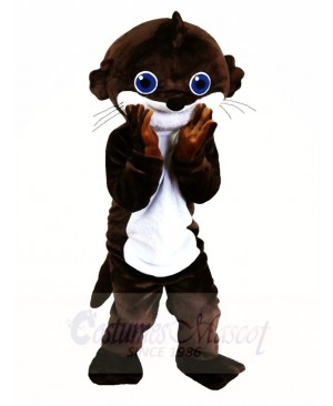 Brown Beaver Mascot Costumes Animal