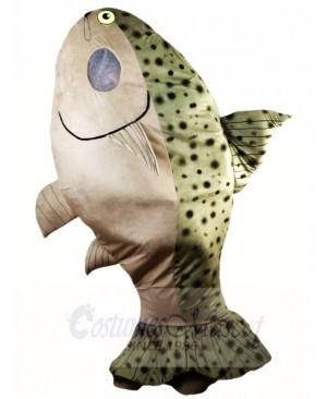 Grünes Muskel Krokodil Krokodil Alligator Maskottchen kostüme Tier