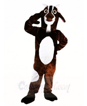 Brown Ram Goat Mascot Costumes Animal