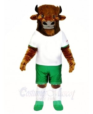 Buffalo Bison Mascot Costumes Animal