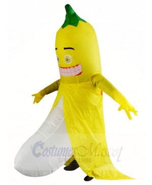 Banana Inflatable Halloween Blow Up Costumes for Adults