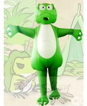 Frog Toad Inflatable Halloween Blow Up Costumes for Adults