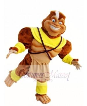 Funny Ape Mascot Costume Hairy Ape Mascot Costumes