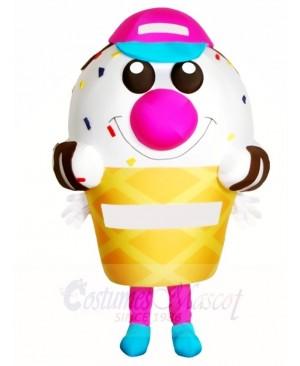 Ice Cream Mascot Costumes Dessert Snack